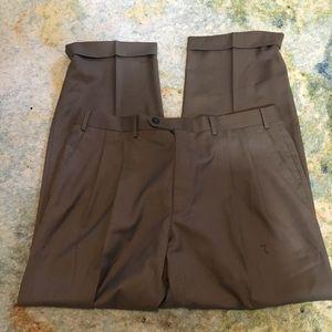 Men's Taupe Dress Pants Ralph Lauren Size 36 NWT